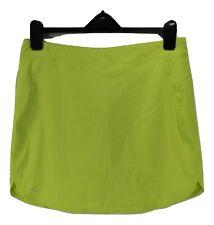 New Adidas Adizero Lime Green Running Tennis Golf Skirt Skort Womens Size 4