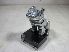 Vintage/Antique Mack Truck Bulldog Hood Ornament W/Patent Numbers 87931