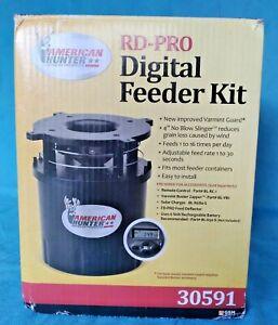 American Hunter RD-PRO Digital Feeder Kit 30591 ~ NIB