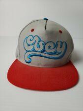 Obey Trucker Snap Back Hat Cap b37