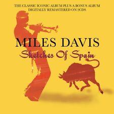 MILES DAVIS - SKETCHES OF SPAIN 2CD