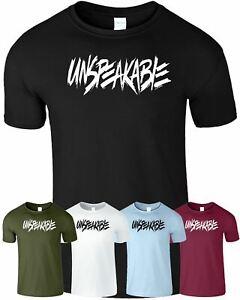 Unspeakable Mens Kids Tshirt Funny Youtuber  Gaming Childrens Boys Girls T-Shirt