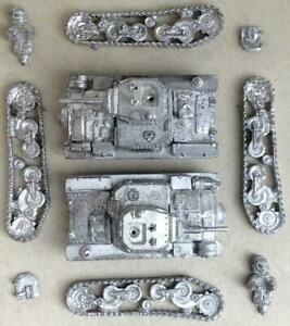 Old Glory Command Decision 15  Italian Light Tanks w/20mm Cannon Collection NM