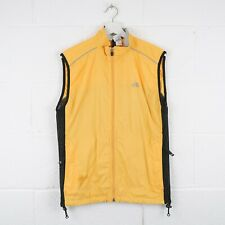 Vintage THE NORTH FACE Yellow Sleeveless Jacket Size Women's Large /R25062