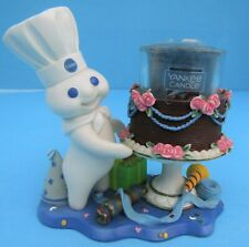 New Listing2003 Danbury Mint Pillsbury Doughboy Surprise Birthday Candle Holder Votive Guc