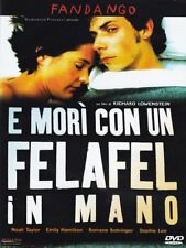 He Died with a Felafel in His Hand (2001) * Noah Taylor * Region 2 (UK) DVD New