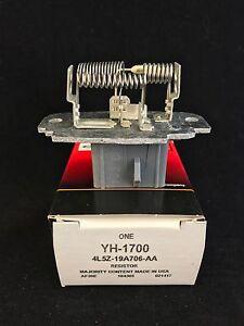 New OEM Genuine Motorcraft HVAC Blower Motor Resistor YH-1700 4L5Z-19A706-AA
