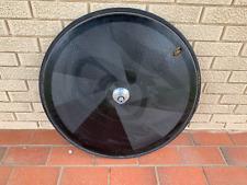 Zipp - 9 Carbonio Super Disc 11 Velocità Shimano SRAM Ruota Posteriore Tubolare NO CASSETTA