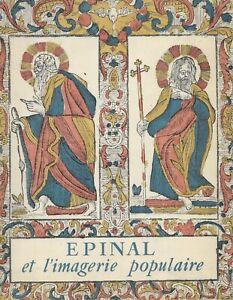 Epinal et l'imagerie populaire de Francois Blaudez