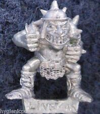1988 Goblin Bloodbowl 2nd Edition Lineman 14 Citadel BB103 Fantasy Football Team