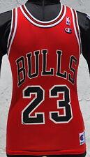 Vintage NBA Champion Michael Jordan Bulls Jersey S 36 Made in USA!