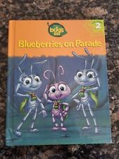 Disney Pixar A Bugs Life Movie Blueberries On Parade Book Volume 2