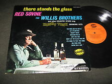 There Stands The Glass, Red Sovine, the Wilburn Brothers & other Country Stars