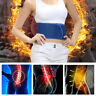 Hot Magnetic Heat Waist Belt Brace For Pain Relief Lower Back Therapy Support~