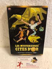 Coffret 8 DVD des Mystérieuses Cités d'Or intégrale Deyries Chalopin Kaze DIC VF