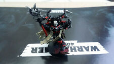 Warhammer 40k Chaos Space Marines Dark Apostle SEE DESCRIPTION