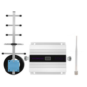 Band 1 Signal Booster 3G 2100MHz WCDMA UMTS 3G Repeater for Optus Vodafone