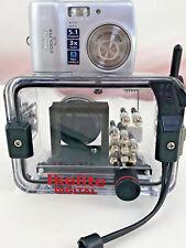 Nikon Coolpix L3 Camera with Ikelite Digital Housing Underwater Camera Diving CG