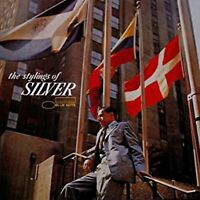 Stylings of Silver By Horace Silver  , Music CD