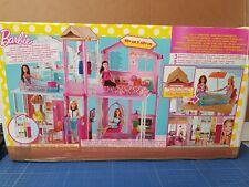 Barbie - 3 Etagen Stadthaus (DLY32)