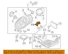 PORSCHE OEM 09-12 911 Headlight Head Light Lamp-Support Bracket Left 99763122300
