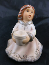 Goebel Weihnacht Angel Engel Kerzenhalter Christmas Angel Candle Holder