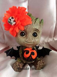 Groot:Gothic Halloween Classic Planter Pot