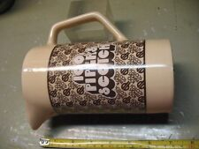 SEAGRAM'S   100 PIPERS  SCOTCH  PITCHER  VINTAGE    NM  CONDITION