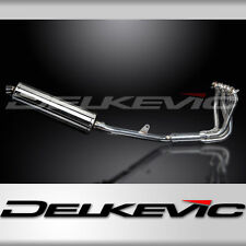 "Honda CB1100 X11 Complete 4-1 Exhaust 18"" Stainless Oval Muffler 99 00 01 02 03"