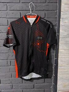 GORE BIKE WEAR Cycling Jersey L Men Full Zipper