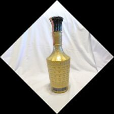 Beam's Choice 1976 Gold Collector's Bottle Jim Beam Decanter