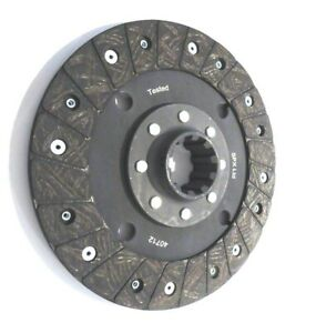 CLUTCH PTO PLATE; SUITABLE FOR MASSEY FERGUSON AND OTHER TRACTORS (see listing)