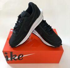 Nike sacai LD Waffle Negro Nylon Negro UK 9 nos 10