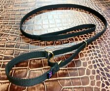 TS1 Webbing Dog Show Lead Small/Terrier/Patterdale/Russell/Border