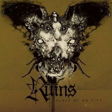 Ruins - Place of No Pity CD 2013 black metal Australian Listenable Records