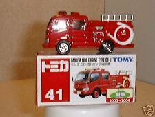 Tomica   Morita Fire Engine Type CD-I   41-E-1
