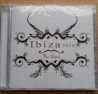 Ibiza 2010 - The Island - DJ Alpha, Mr Keeper, Catox u.a. - CD neu & OVP