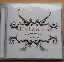 Ibiza 2010-The Island-DJ Alpha, Mr Keeper, CATOX, entre autres-CD NEUF & neuf dans sa boîte