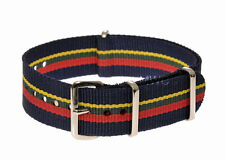 Genuine 20mm Royal Marines N.A.T.O Military Watch Strap from MWC Zürich