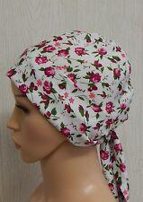 Cancer patient bonnet hair loss cap head wrap chemo head scarf summer head wear