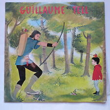 Guillaume Tell GEORGES WILSON Compagnie CLAUDE VERNECK   PP60
