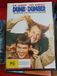 Dumb And Dumber DVD