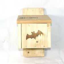 More details for bat box handmade personalised wooden bat box