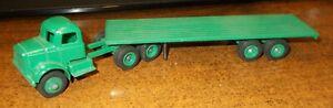 Green 32' Flatbed '65 Winross Truck