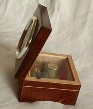 Antike Walzenspieldose Spieluhr Music REUGE SAINTE-CROIX  SWITZERLAND