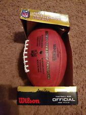 Wilson Nfl Authentic Game Ball
