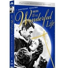IT'S A WONDERFUL LIFE DVD - [2-DISC PLATINUM ANNIVERSARY EDITION] - NEW UNOPENED