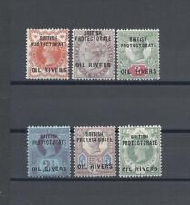 NIGERIA/OIL RIVERS  1892-94 SG 1/6 MINT Cat £150