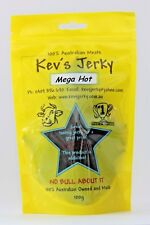 Beef Jerky Mega Hot