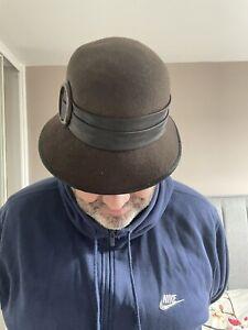 Ladies 1920's Vintage Style Hat